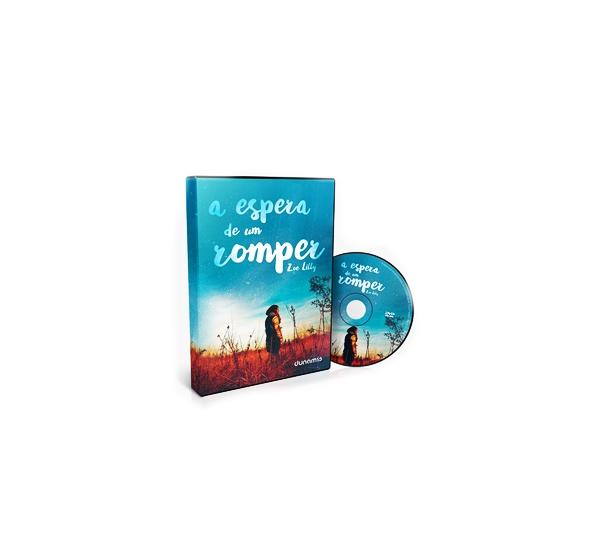 Capas CD e DVD
